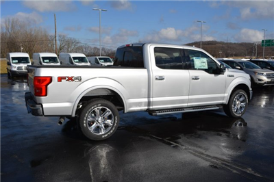 2018 F-150 SuperCrew Cab 4x4, Pickup #1830050 - photo 2