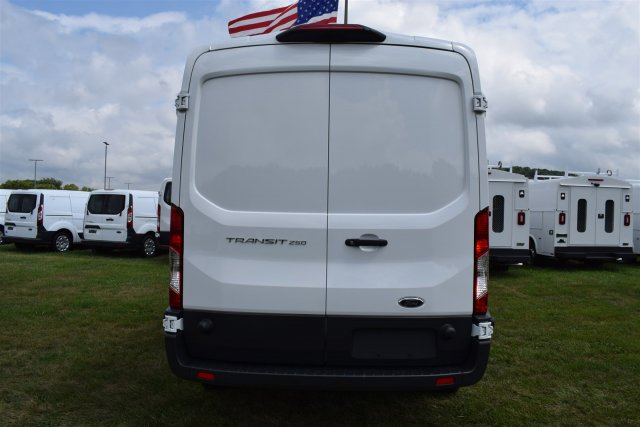2018 Transit 250 Med Roof 4x2,  Empty Cargo Van #1834381 - photo 5