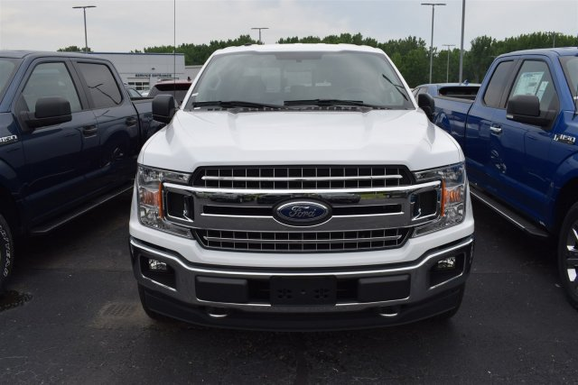 2018 F-150 SuperCrew Cab 4x4,  Pickup #1835213 - photo 10