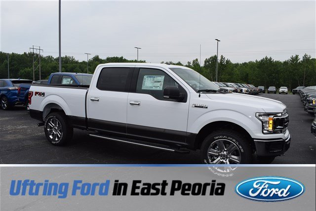 2018 F-150 SuperCrew Cab 4x4,  Pickup #1835213 - photo 1