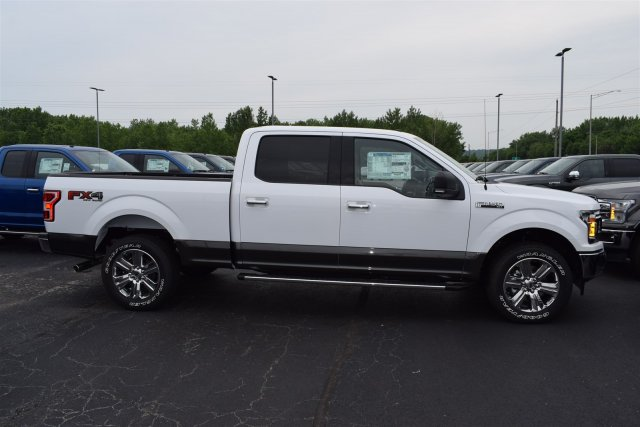 2018 F-150 SuperCrew Cab 4x4,  Pickup #1835213 - photo 3