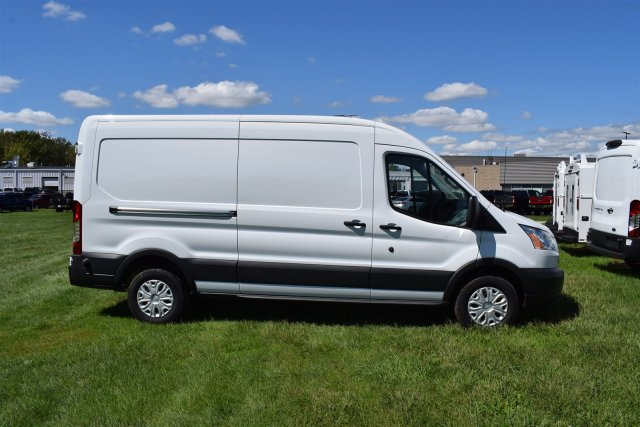 2018 Transit 250 Med Roof 4x2,  Empty Cargo Van #1836317 - photo 3