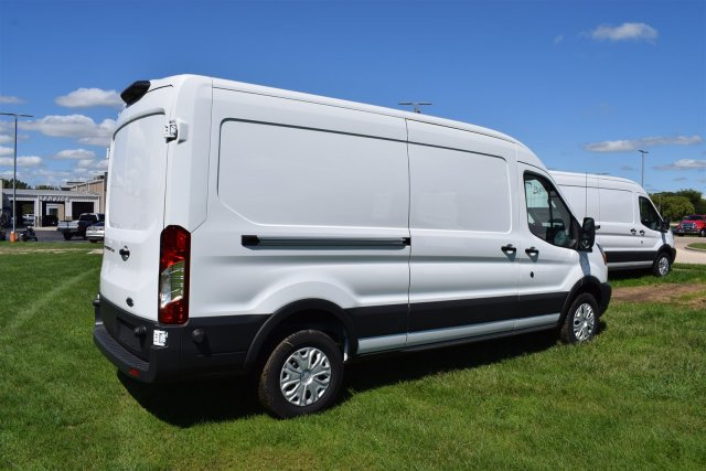 2018 Transit 250 Med Roof 4x2,  Empty Cargo Van #1836317 - photo 4