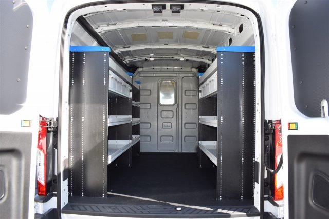 2018 Transit 250 Med Roof 4x2,  Sortimo Upfitted Cargo Van #1836318 - photo 2