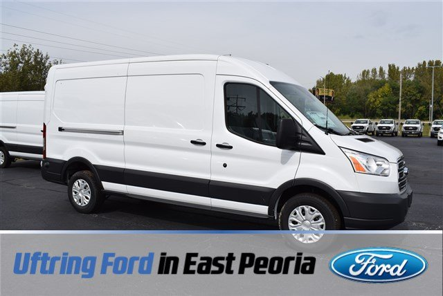 2018 Transit 250 Med Roof 4x2,  Upfitted Cargo Van #1836319 - photo 1