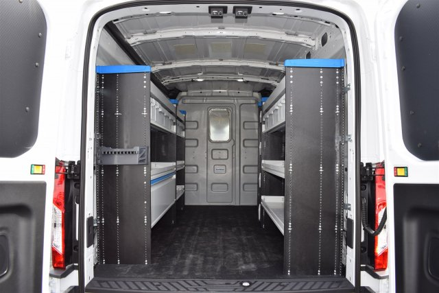 2018 Transit 250 Med Roof 4x2,  Sortimo Upfitted Cargo Van #1836319 - photo 2