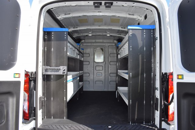 2018 Transit 250 Med Roof 4x2,  Sortimo ProPaxx HVAC and Plumbing Upfitted Cargo Van #1837763 - photo 2