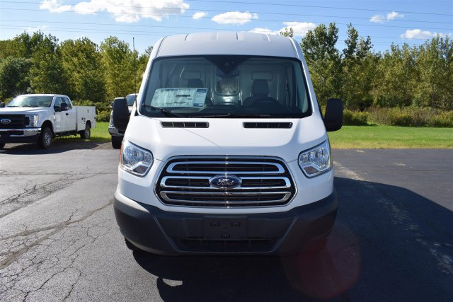 2018 Transit 250 Med Roof 4x2,  Sortimo Upfitted Cargo Van #1837763 - photo 6