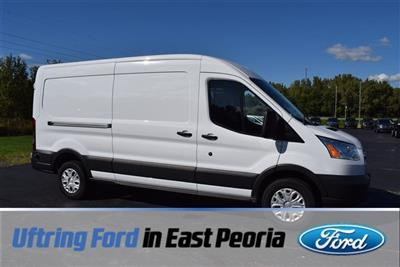 2018 Transit 250 Med Roof 4x2,  Sortimo ProPaxx HVAC and Plumbing Upfitted Cargo Van #1837763 - photo 1