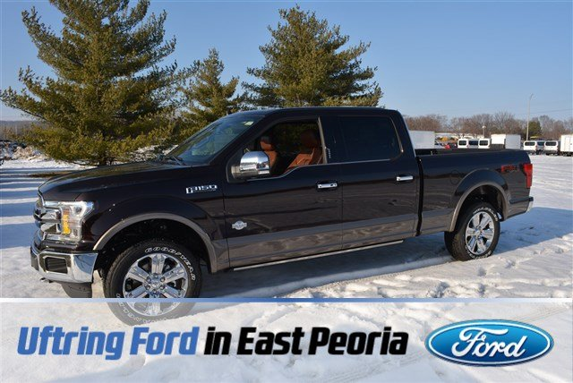 2018 F-150 SuperCrew Cab 4x4, Pickup #1840650 - photo 1