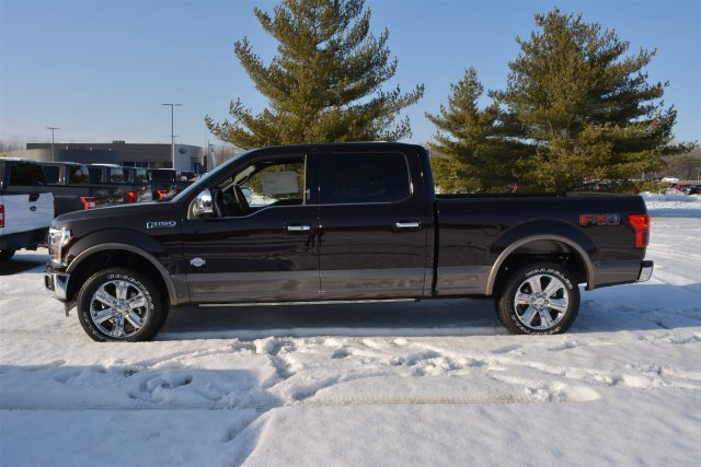 2018 F-150 SuperCrew Cab 4x4, Pickup #1840650 - photo 3