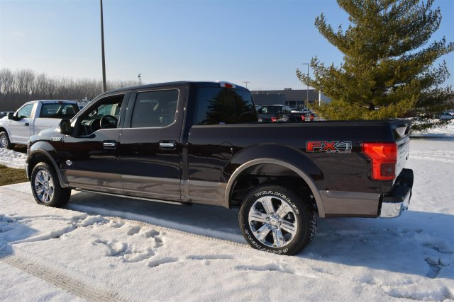 2018 F-150 SuperCrew Cab 4x4, Pickup #1840650 - photo 2