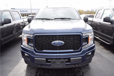 2018 F-150 Super Cab 4x4, Pickup #1840823 - photo 10