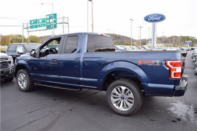 2018 F-150 Super Cab 4x4, Pickup #1840823 - photo 2