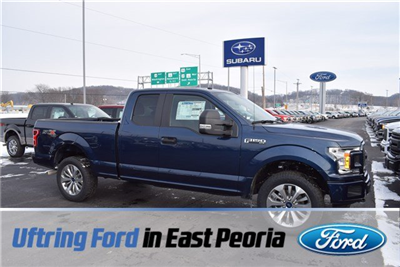 2018 F-150 Super Cab 4x4,  Pickup #1841728 - photo 1