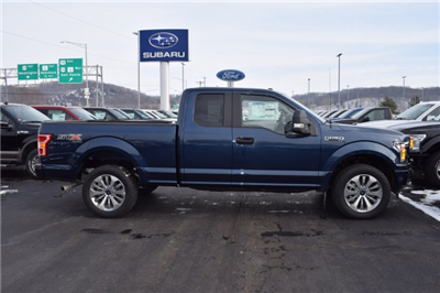 2018 F-150 Super Cab 4x4,  Pickup #1841728 - photo 3