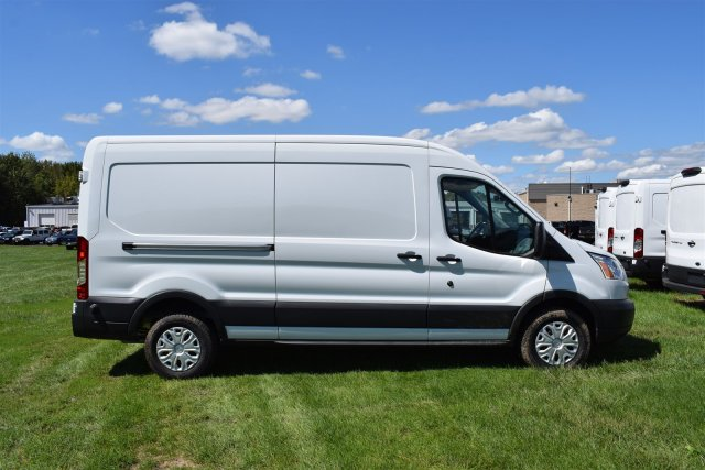 2018 Transit 250 Med Roof 4x2,  Empty Cargo Van #1843415 - photo 3