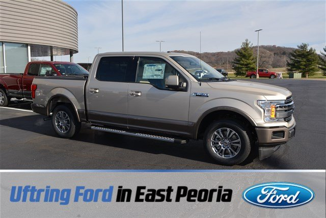 2018 F-150 Crew Cab, Pickup #1847815 - photo 1