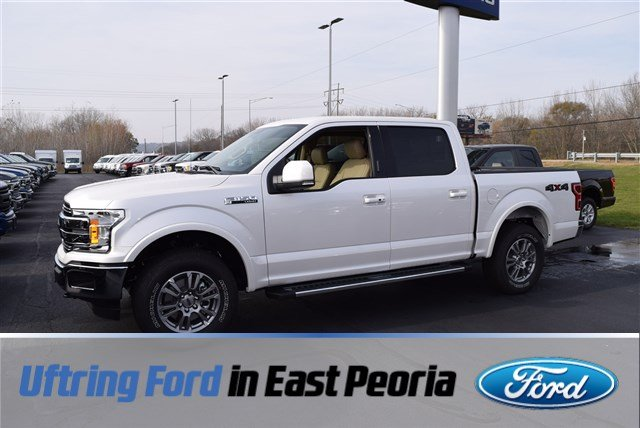 2018 F-150 Crew Cab 4x4 Pickup #1847818 - photo 1