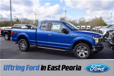 2018 F-150 Super Cab 4x4, Pickup #1847819 - photo 1