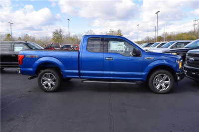 2018 F-150 Super Cab 4x4, Pickup #1847819 - photo 3