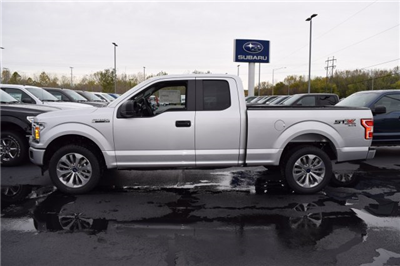2018 F-150 Super Cab 4x4, Pickup #1847820 - photo 3