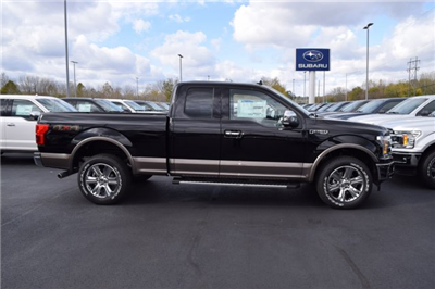2018 F-150 Super Cab 4x4 Pickup #1847822 - photo 3