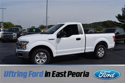 2018 F-150 Regular Cab 4x2,  Pickup #1851179A - photo 1