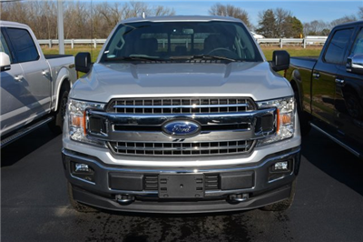 2018 F-150 SuperCrew Cab 4x4, Pickup #1851907 - photo 10