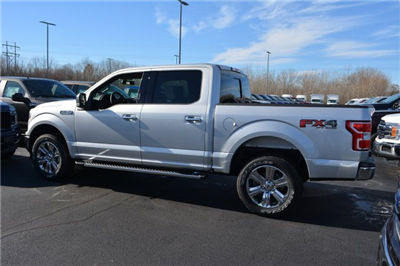 2018 F-150 SuperCrew Cab 4x4, Pickup #1851907 - photo 2