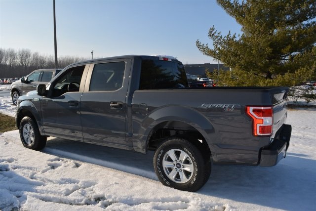 2018 F-150 SuperCrew Cab 4x4, Pickup #1853298 - photo 2