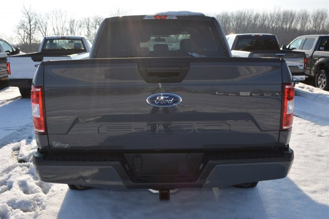 2018 F-150 SuperCrew Cab 4x4, Pickup #1853298 - photo 6