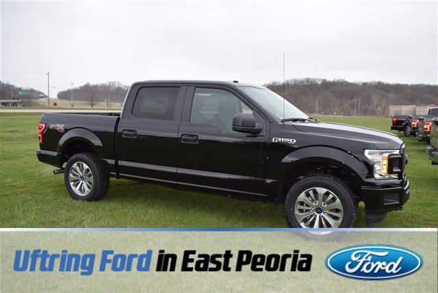 2018 F-150 SuperCrew Cab 4x4, Pickup #1854886 - photo 1