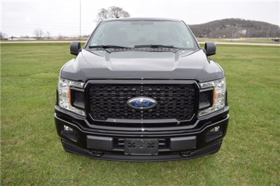 2018 F-150 SuperCrew Cab 4x4, Pickup #1854886 - photo 8