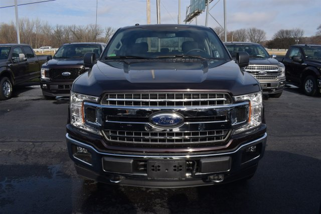 2018 F-150 SuperCrew Cab 4x4,  Pickup #1861840A - photo 10