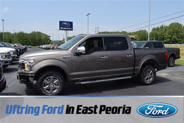 2018 F-150 SuperCrew Cab 4x4,  Pickup #1867408A - photo 1