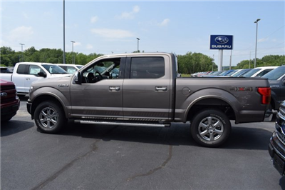 2018 F-150 SuperCrew Cab 4x4,  Pickup #1867408A - photo 4