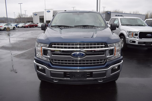 2018 F-150 SuperCrew Cab 4x4, Pickup #1868148 - photo 9