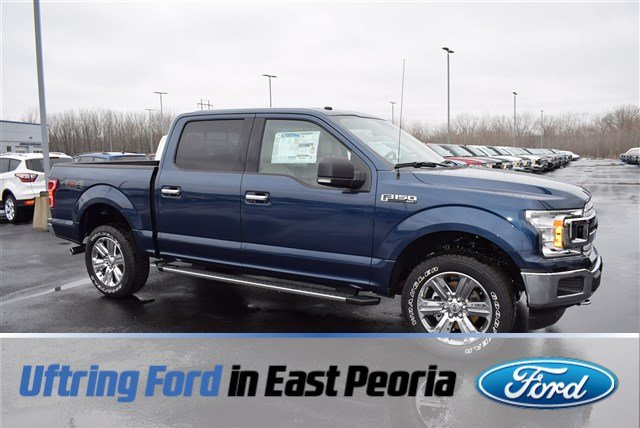 2018 F-150 SuperCrew Cab 4x4, Pickup #1868148 - photo 1