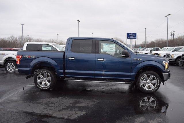 2018 F-150 SuperCrew Cab 4x4, Pickup #1868148 - photo 3