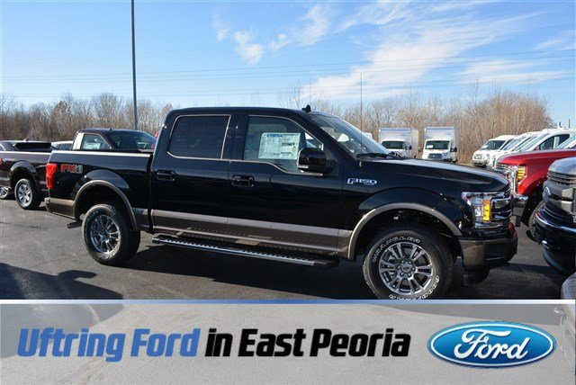 2018 F-150 Crew Cab 4x4, Pickup #1868165 - photo 1