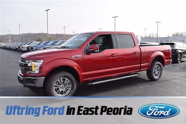 2018 F-150 Crew Cab 4x4 Pickup #1868166 - photo 1