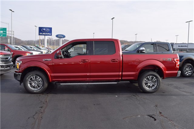 2018 F-150 Crew Cab 4x4 Pickup #1868166 - photo 3