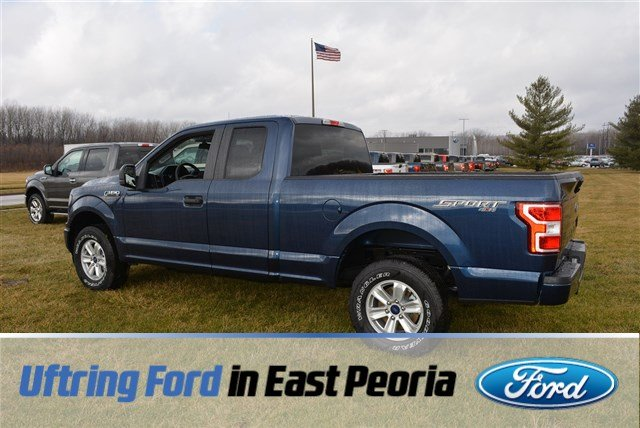 2018 F-150 Super Cab 4x4,  Pickup #1868170 - photo 1