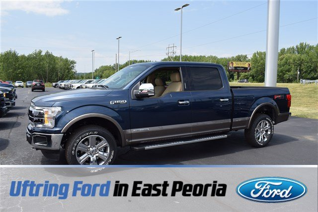 2018 F-150 SuperCrew Cab 4x4,  Pickup #1873362 - photo 1