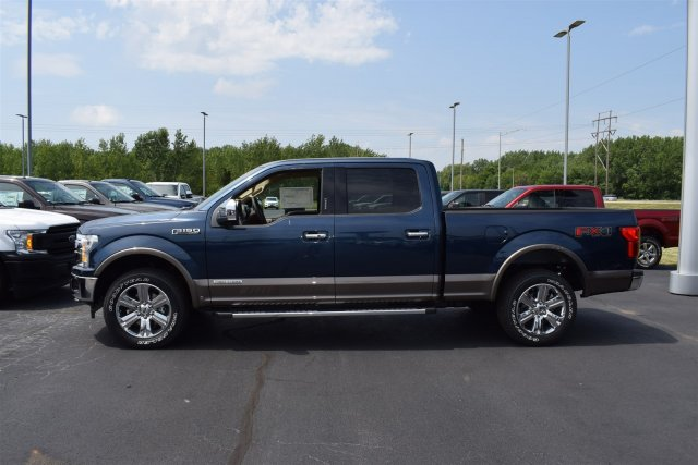 2018 F-150 SuperCrew Cab 4x4,  Pickup #1873362 - photo 3
