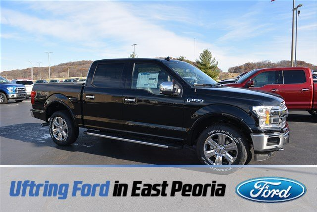 2018 F-150 Crew Cab 4x4, Pickup #1878081 - photo 1