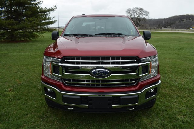 2018 F-150 SuperCrew Cab 4x4, Pickup #1878782 - photo 9