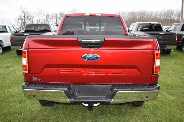 2018 F-150 SuperCrew Cab 4x4, Pickup #1878782 - photo 8