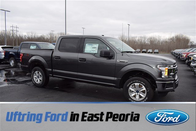 2018 F-150 SuperCrew Cab 4x4,  Pickup #1882012 - photo 1